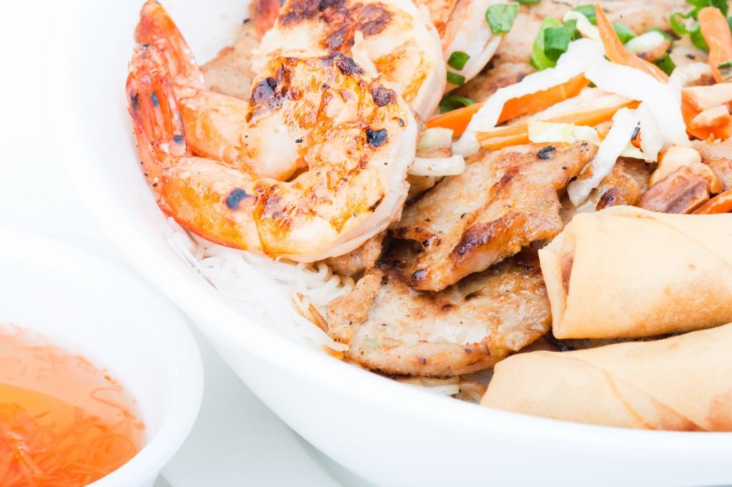 Vietnamese Food Edmonton Delivery